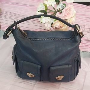 Marc jacobs Women  Handbag navy blue  preowned